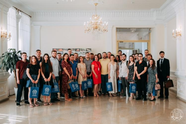 In the Stavropol State Agrarian University the educational modules on agriculture have been launched by students of the MSIIR of the Ministry of Foreign Affairs of Russia.