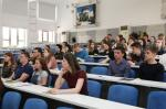 In SSAU a series of binary lectures on taxation began